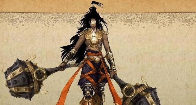 中国古代虚构出来的四大名将:个个勇猛无比,放到现实中无敌